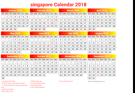 Kalender 2018 Hari Raya Puasa Singapore Calendar 2018 14 Newspictures Xyz