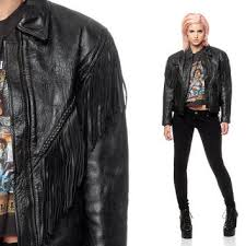Best Cropped Leather Motorcycle Jacket Products On Wanelo