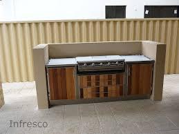 infresco bbq chef infresco outdoor and alfresco kitchens perth
