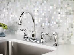 moen caldwell kitchen faucet two handled faucet caldwell chrome two handle high arc kitchen
