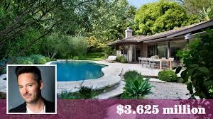 crazy heart u0027 director scott cooper sells his home in brentwood