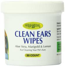 pet ear care supplies amazon com gold medal pets clean ears