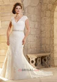 wedding dress for curvy wholesale cheap curvy chapel v neck wedding dress plus size