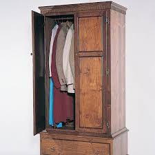 Armoire Furniture Plans Woodworking Project Paper Plan To Build Armoire Plan No 729