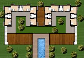 apartment autism village room layouts design ideas layout plan for