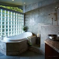 glass block bathroom ideas glass block bathroom design ideas wall decor cincinnati ques 86506