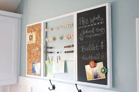 kitchen message center ideas get organized command centers the inspired room