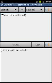 spanish free offline translate for android free download and