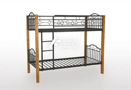 Sydney Bunk Bed Scf Aussie Metal Timber Single Bunk Bed Sydney Central Furniture