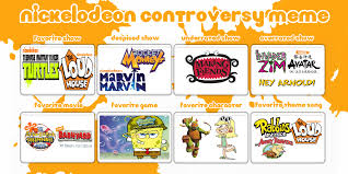 Nickelodeon Memes - my nickelodeon controversy meme updated by kirbygame126 on