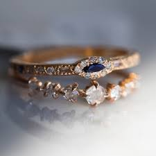 saphire rings marquise sapphire ring catbird