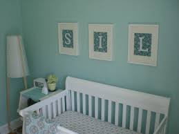 light blue wall art easy personalized art for the nursery and idolza