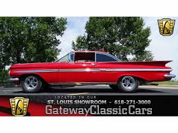 1959 chevrolet impala for sale on classiccars com 20 available
