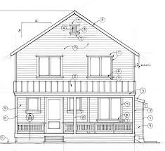 Modern Farmhouse Elevations by House Building World In A Paper Cup Page 2