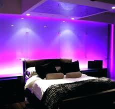 colorful lights for bedroom led strip lighting bedroom aciu club