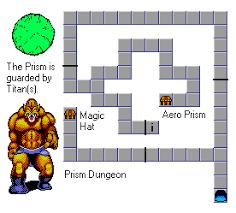 phantasy maps phantasy cave phantasy 1 aero prism dungeon