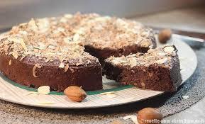 comment cuisiner un gateau au chocolat gâteau fondant chocolat banane sans beurre sans gluten et sans