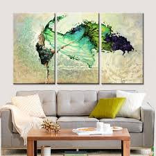 aliexpress com buy drop shipping flower canvas painting home