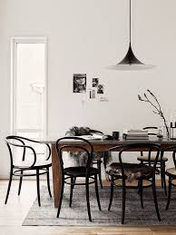 Black Dining Table White Chairs Best 10 Black Dining Chairs Ideas On Pinterest Dining Room