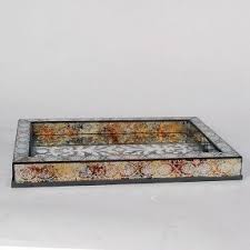 Decorative Serving Trays For Ottomans Foter