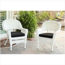 outdoor wicker resin furniture a guide on set of 4 white resin
