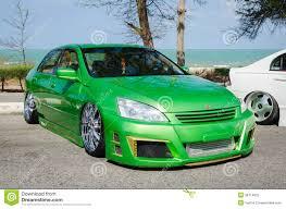 honda custom car tuned car honda accord editorial photography image of automobile
