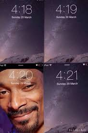 Snoop Meme - greatest iphone hack snoop announces 420 the smokers club