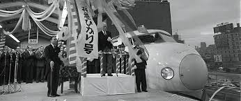 Snow Falls In Tokyo For The First Time In November Since 1962 by The Shinkansen Turns 50 The History And Future Of Japan U0027s High