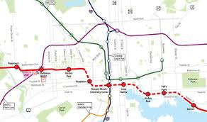 baltimore routes map the baltimore line does need a tunnel despite its cost