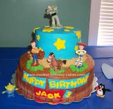 coolest toy story birthday cake design toy story birthday cake
