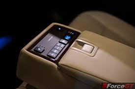 lexus es 350 accessories 2016 2014 lexus es350 rear seat climate control forcegt com