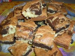 cuisine de ratiba brownies à la noix de coco chocolat blanc et noir la popotte de silvi