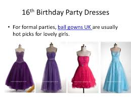 sweet 16 birthday party ideas sweet 16 birthday party dresses ideas