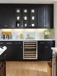 white backsplash dark cabinets excellent design backsplash with dark cabinets creative decoration