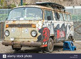 vw minivan 1970 rusty vw van stock photos u0026 rusty vw van stock images alamy
