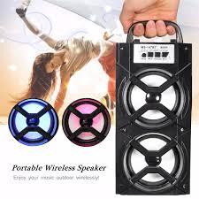 Radio Transmitter Repair Ma Ms 147bt Portable Outdoor Bluetooth Wireless Super Bass Speaker
