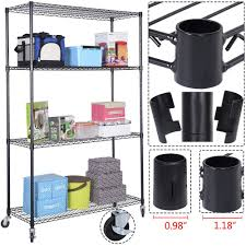 Wire Shelving Storage Online Get Cheap Wire Shelving Rack Aliexpress Com Alibaba Group