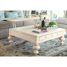 paula deen put your feet up coffee table paula deen home put your feet up square linen wood lift top coffee