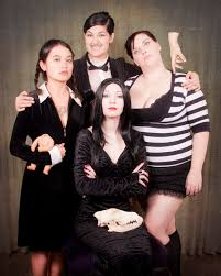 Addams Family Costumes The World U0027s Best Photos Of Addams And Costumes Flickr Hive Mind