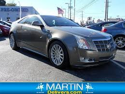 cadillac cts 2011 for sale used 2011 cadillac cts 3 6l premium coupe for sale t14654a