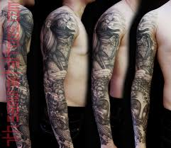 sleeves u2014 7th samurai tattoos