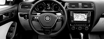 volkswagen inside 2018 volkswagen jetta interior features