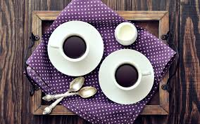 Nice Coffee Cups by Wood Tray Spoon Morning Coffee Cups Wallpaper Drink Wallpaper
