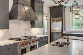 french kitchen backsplash gray french kitchen hood with curved marble backsplash