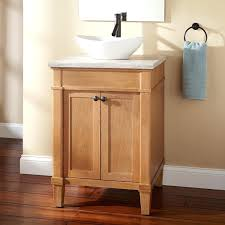 solid wood bathroom vanities exclusive vanity with vessel sink the
