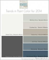 trends in paint colors for 2014 house remodeling house and