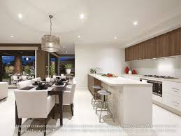 kitchen in d seven eight homes display home point cook