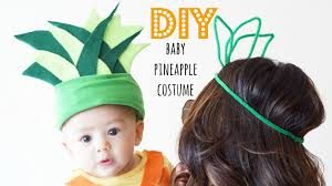 Apple Halloween Costume Baby Diy Baby Pineapple Costume
