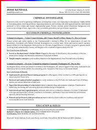 Sample Correctional Officer Resume Peace Officer Sample Resume Hotel Bartender Sample Resume Security
