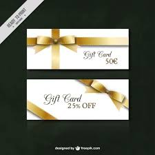 discount gift card discount gift card vector free